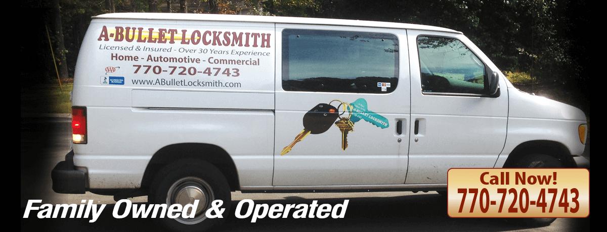 locksmith near Canton, GA